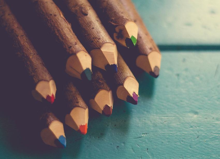 Väritä itsesi tyyneksi!